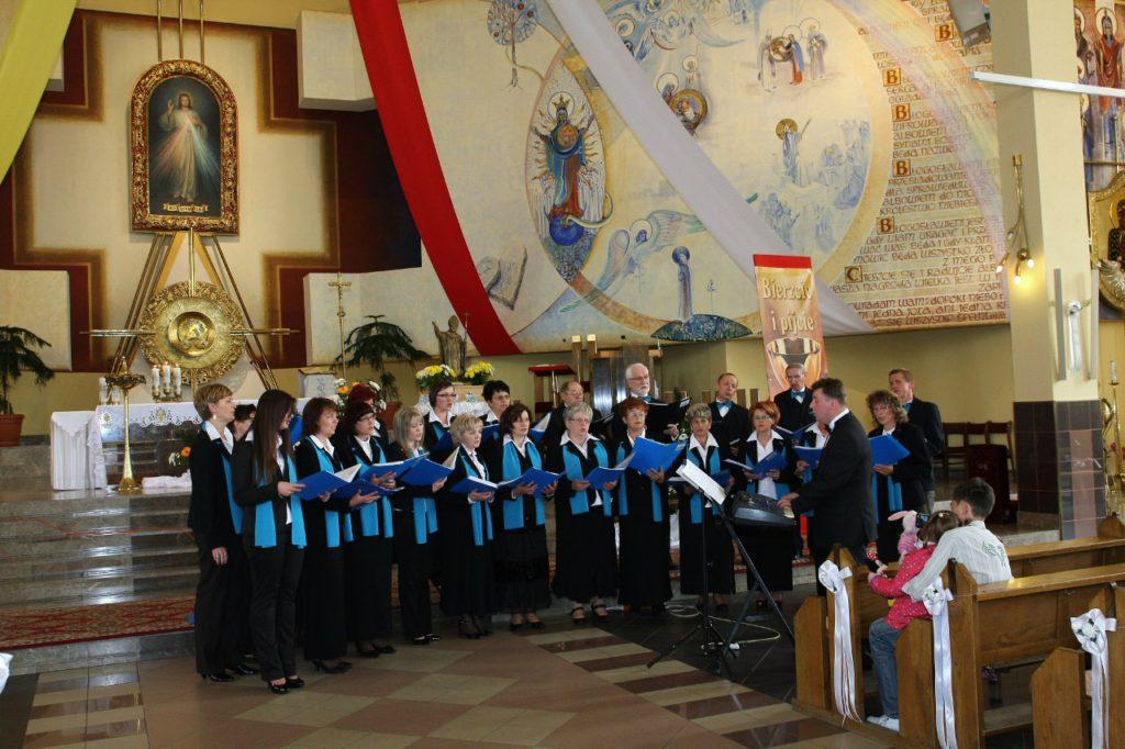"1 Chór parafialny ""CANTATE DOMINO"""