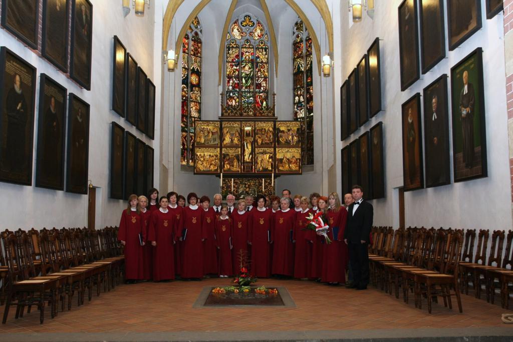 Parafia Najświętszej Maryi Panny Saletyńskiej w Ostrowcu Świętokrzyskim na Piaskach 11