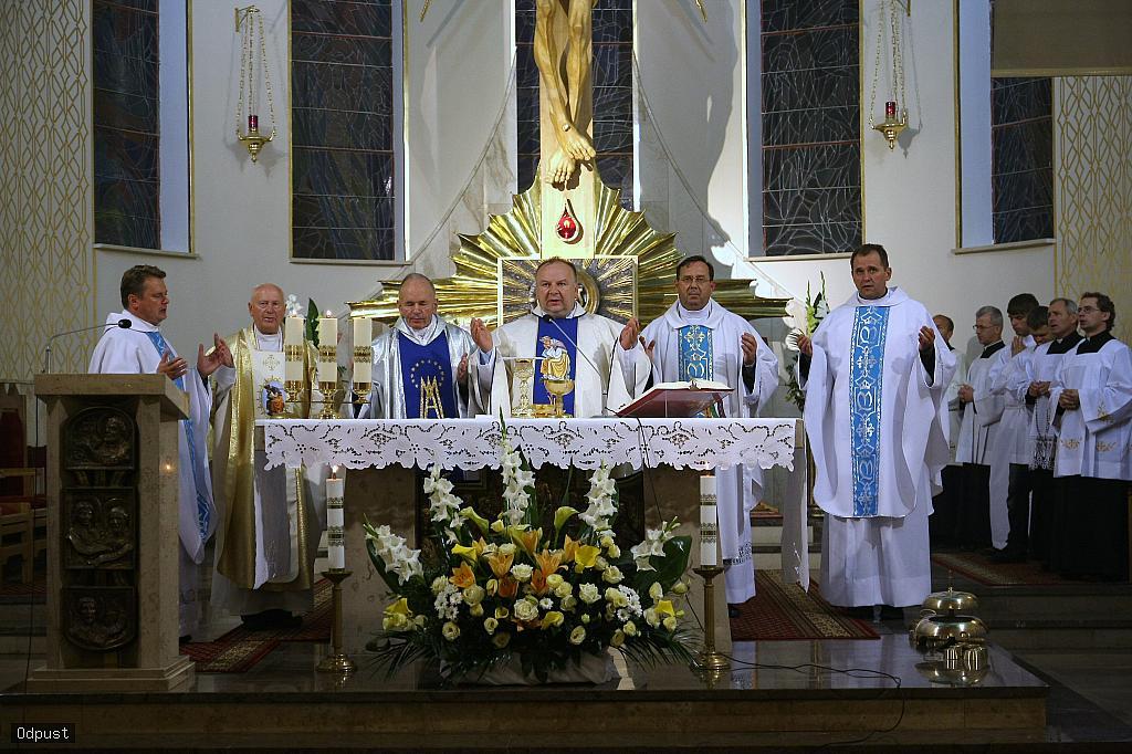 Parafia Najświętszej Maryi Panny Saletyńskiej w Ostrowcu Świętokrzyskim na Piaskach 20