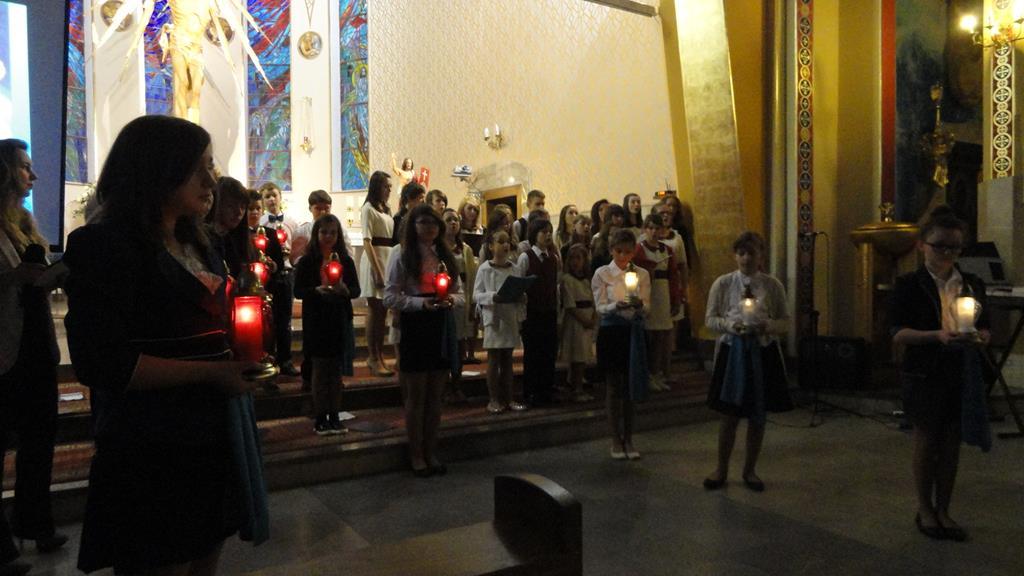 Parafia Najświętszej Maryi Panny Saletyńskiej w Ostrowcu Świętokrzyskim na Piaskach_5