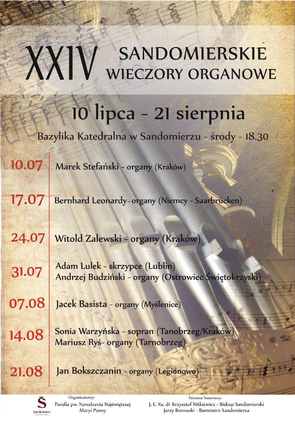 Sandomierz 2013 Parafia Piaski Ostrowiec Świętokrzyski_Chór Parafialny