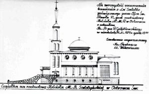 Historia parafii Najświętszej Maryi Panny Saletyńskiej w Ostrowcu Świętokrzyskim na Piaskach